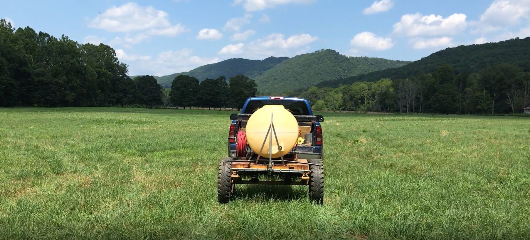 Field Sprayer, D.A.B. Land Management